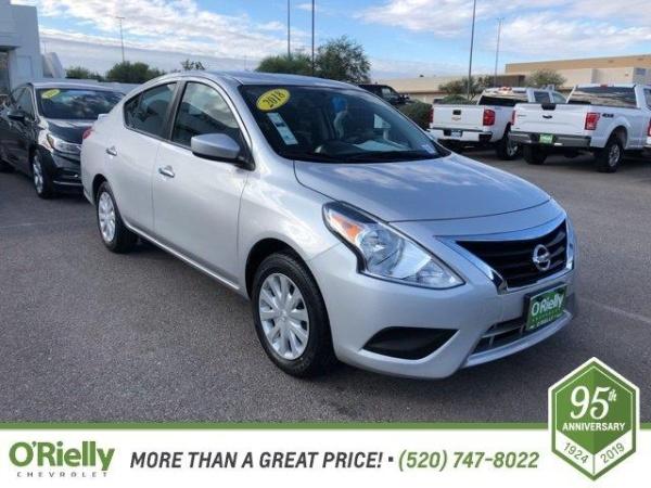 2018 Nissan Versa in Tucson, AZ