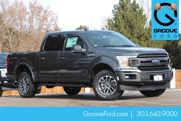2020 Ford F-150 in Centennial, CO