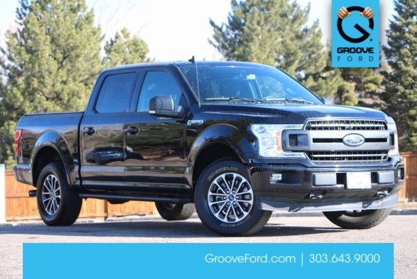 2019 Ford F-150 in Centennial, CO