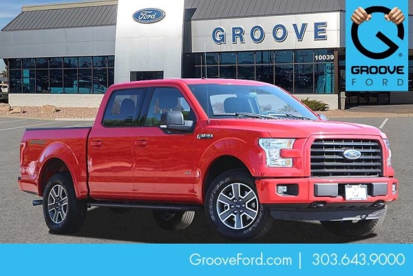 2016 Ford F-150 in Centennial, CO