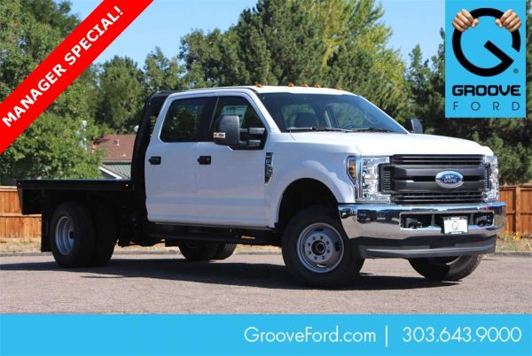 2019 Ford Super Duty F-350 Chassis Cab in Centennial, CO