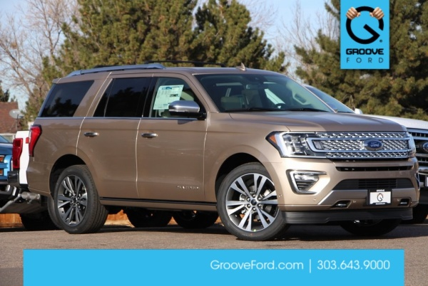 2020 Ford Expedition in Centennial, CO