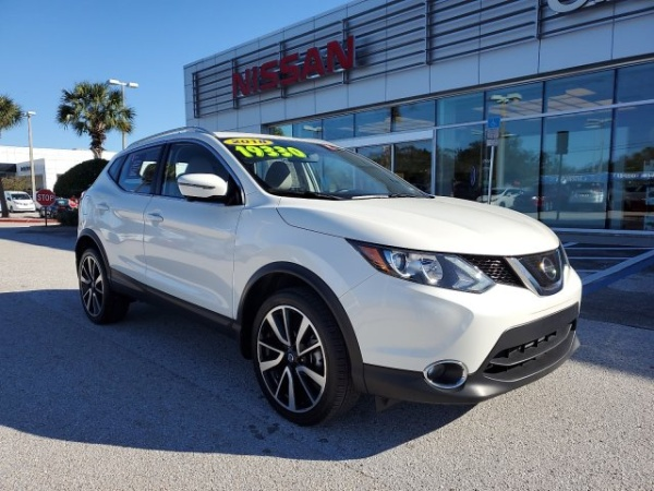 2018 Nissan Rogue Sport in St. Petersburg, FL