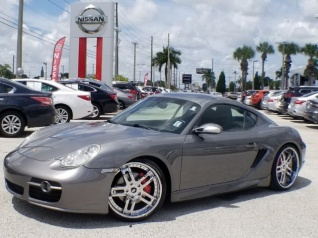 Used Porsche Caymans For Sale In Clearwater Fl Truecar