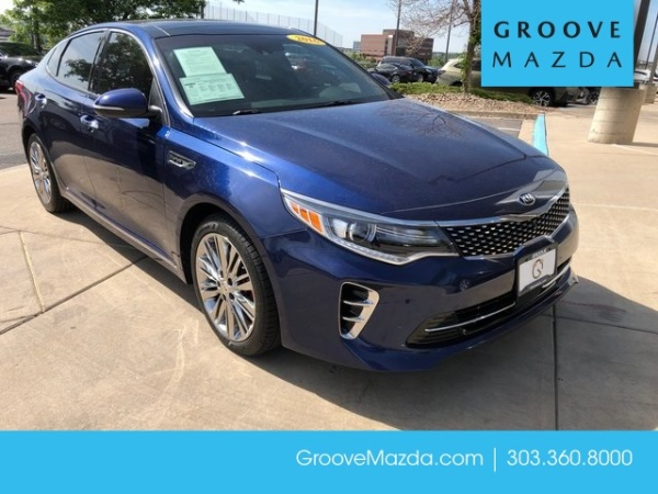 2016 Kia Optima in Centennial, CO