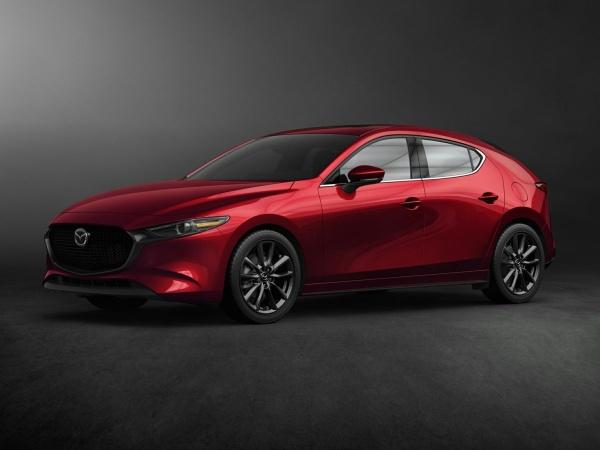 2019 Mazda Mazda3 with Premium Package