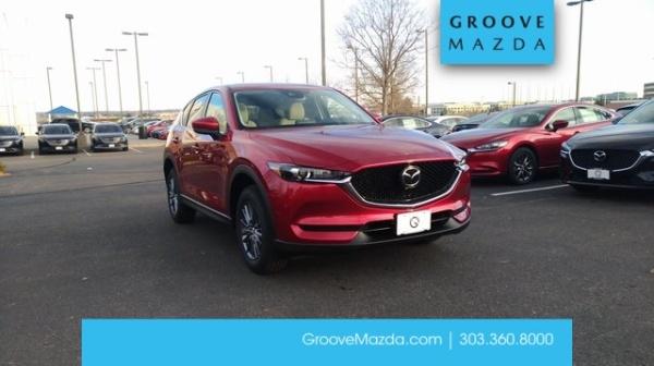2020 Mazda CX-5 in Centennial, CO