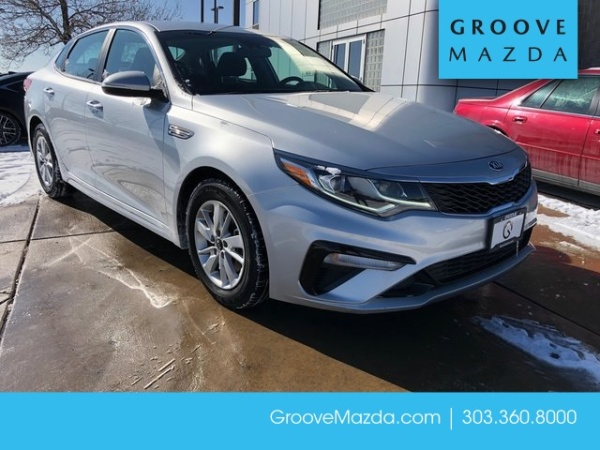 2019 Kia Optima in Centennial, CO