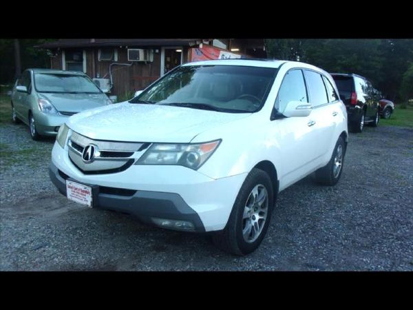2007 Acura MDX with Technology Package