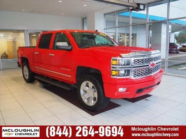 2014 Chevrolet Silverado 1500 in Milwaukie, OR