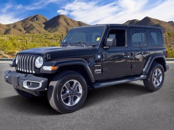 2019 Jeep Wrangler in Phoenix, AZ