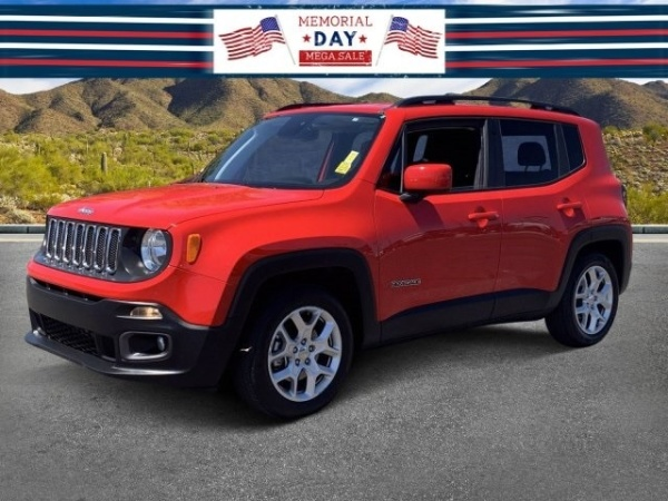 2018 Jeep Renegade in Phoenix, AZ