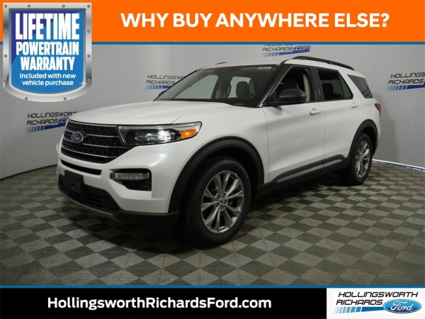 2020 Ford Explorer in Baton Rouge, LA