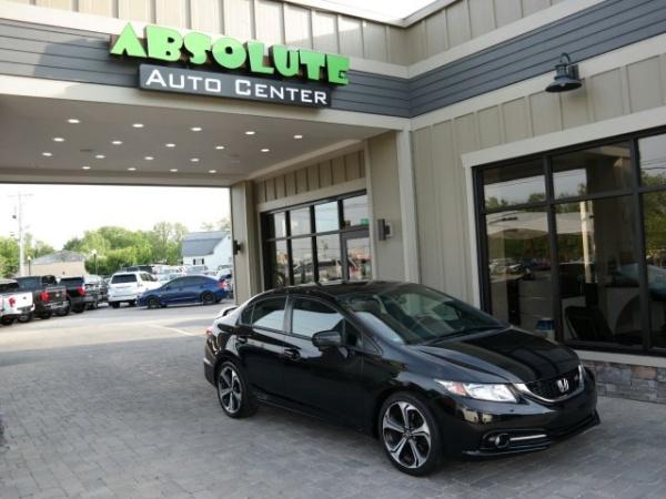Honda Murfreesboro Tn >> 2015 Honda Civic Si Sedan Manual For Sale In Murfreesboro