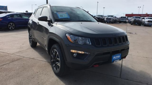 2020 Jeep Compass in Great Falls, MT