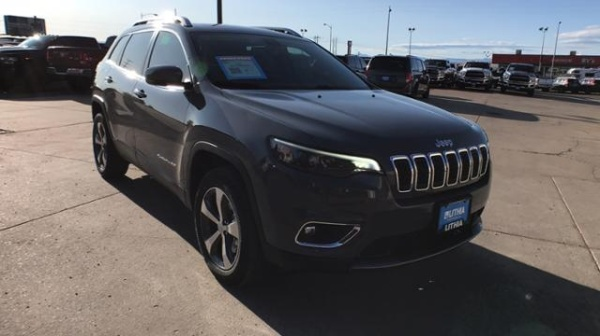 2020 Jeep Cherokee in Great Falls, MT