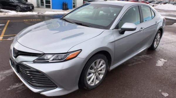 2018 Toyota Camry in Great Falls, MT