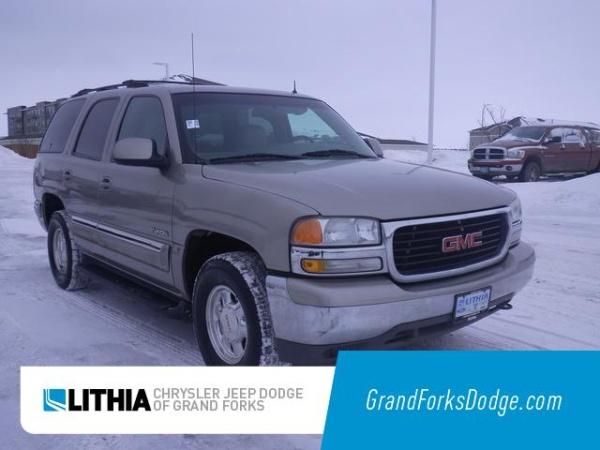 2002 GMC Yukon in Grand Forks, ND