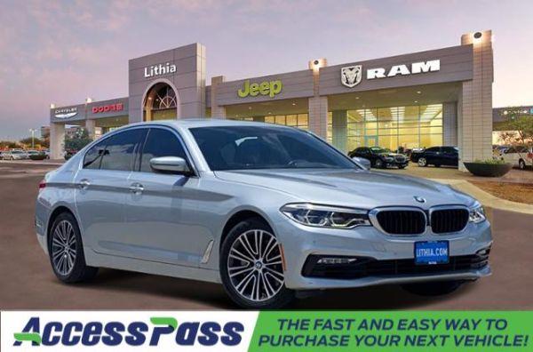 2017 BMW 5 Series in Corpus Christi, TX