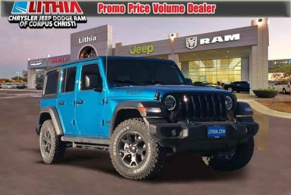 2020 Jeep Wrangler in Corpus Christi, TX