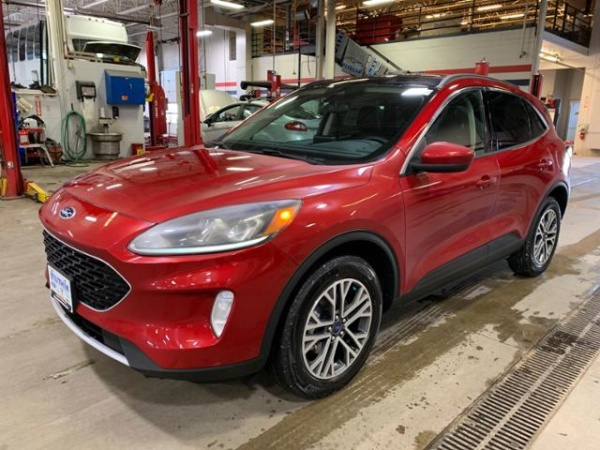 2020 Ford Escape in Grand Forks, ND