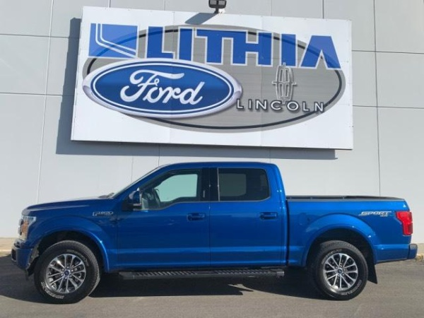 2018 Ford F-150 in Grand Forks, ND