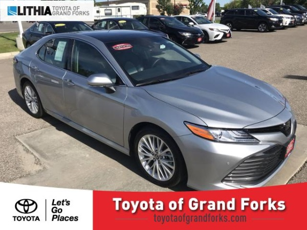 2018 Toyota Camry in Grand Forks, ND