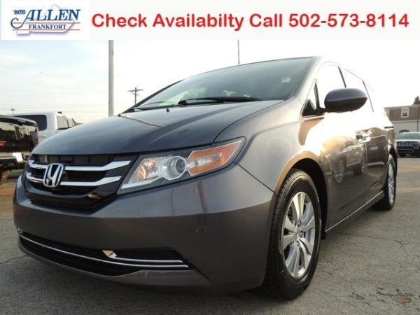 Glenn Automall Lexington Ky >> Used Honda Odyssey For Sale In Lexington Ky 52 Cars From