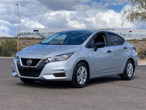 2020 Nissan Versa in Scottsdale, AZ