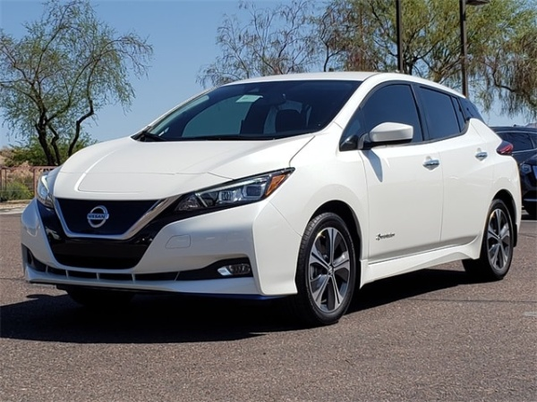 2019 Nissan LEAF in Scottsdale, AZ