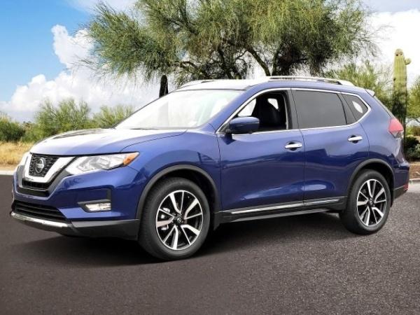 2020 Nissan Rogue in Scottsdale, AZ