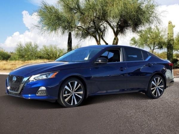 2020 Nissan Altima in Scottsdale, AZ