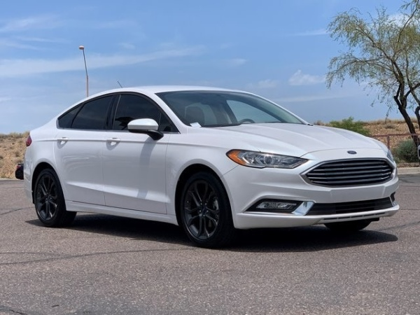 2018 Ford Fusion in Scottsdale, AZ