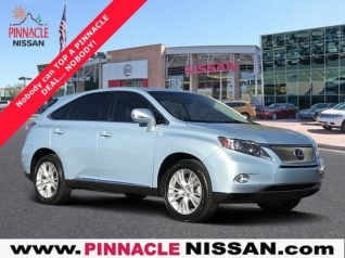 Used 2011 Lexus RX RX 450h Hybrid FWD For Sale In Scottsdale, AZ