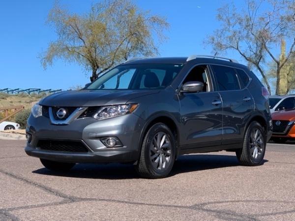 2016 Nissan Rogue in Scottsdale, AZ