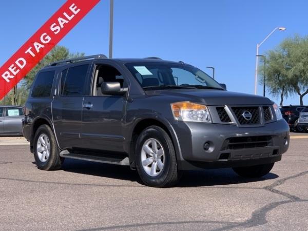2013 Nissan Armada in Scottsdale, AZ