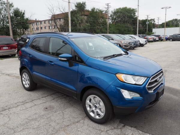 2020 Ford EcoSport in Chicago, IL