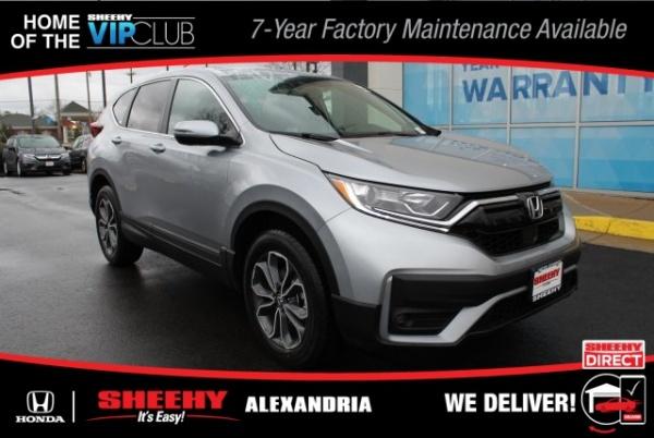 2020 Honda CR-V in Alexandria, VA