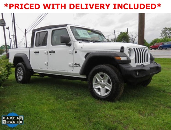2020 Jeep Gladiator in Nicholasville, KY