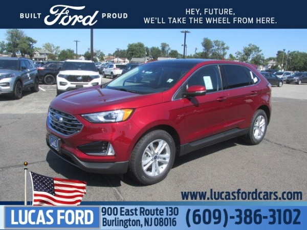 2019 Ford Edge in Burlington, NJ