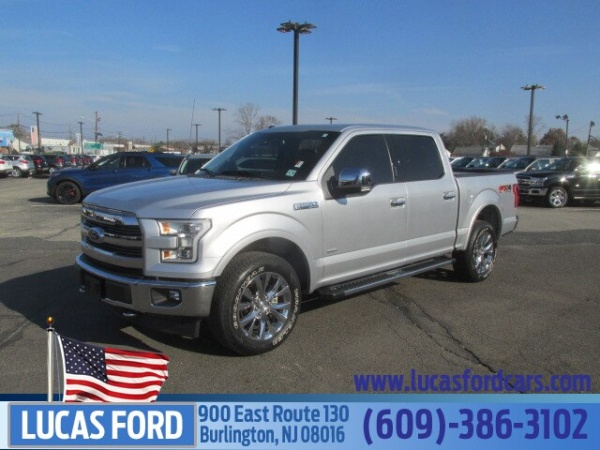 2017 Ford F-150 in Burlington, NJ