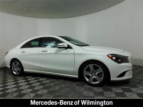 2016 Mercedes-Benz CLA in Wilmington, DE