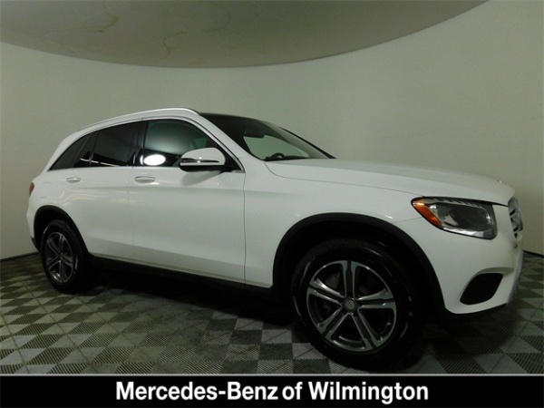 Mercedes Benz Of Wilmington >> 2017 Mercedes Benz Glc Glc 300 4matic Suv For Sale In