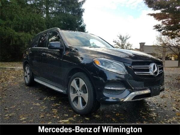 2017 Mercedes Benz Gle 350 4matic Suv