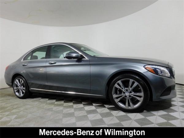 Mercedes Benz Of Wilmington >> 2017 Mercedes Benz C Class C 300 4matic Sedan For Sale In Wilmington