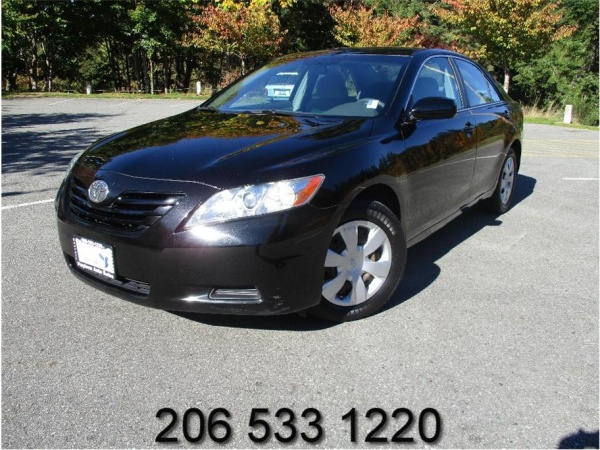 2007 Toyota Camry Reliability - Consumer Reports