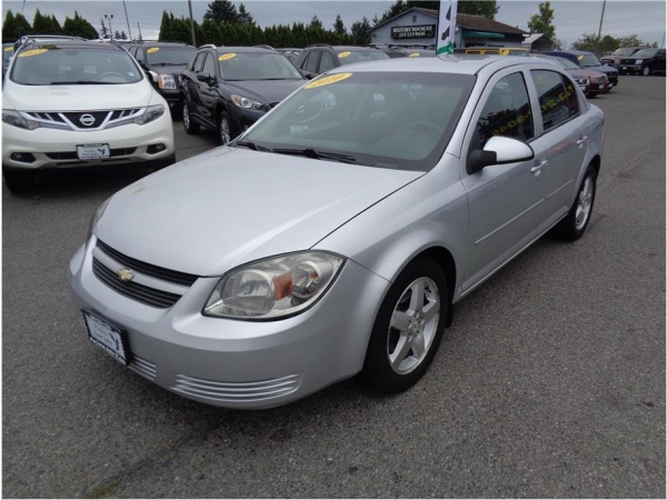 2010 Chevrolet Cobalt Reviews, Ratings, Prices - Consumer