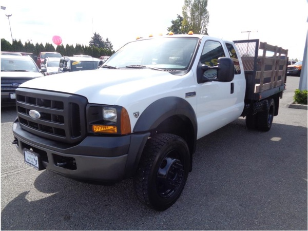 2006 Ford Super Duty F-450 Chassis Cab in Lakewood, WA