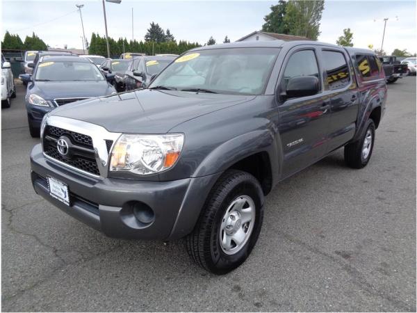 2011 Toyota Tacoma in Lakewood, WA