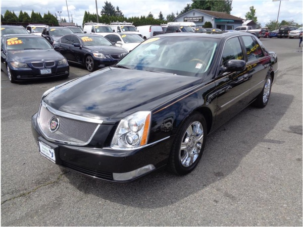 2011 Cadillac DTS Reliability - Consumer Reports